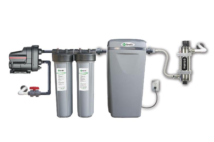 Hệ thống lọc nước đầu nguồn AOS mith vũng tàu hcm